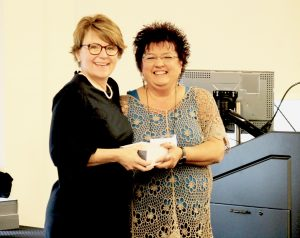 Outstanding Continuing Education Professional -  Jennifer Moorefield -  Greenville Technical College